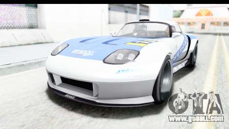 GTA 5 Bravado Banshee 900R Mip Map for GTA San Andreas interior