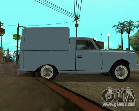 Moskvich 2715 Armenian for GTA San Andreas engine