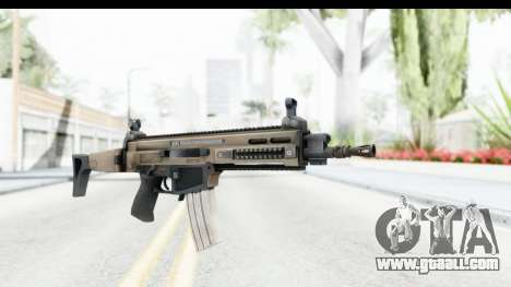 CZ-805 for GTA San Andreas