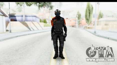 Homefront The Revolution - KPA v5 Black for GTA San Andreas second screenshot