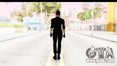 Payday 2 - Sydney for GTA San Andreas third screenshot