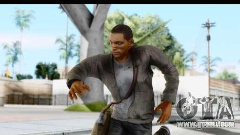 I Am Legend - Will Smith v2 Fixed for GTA San Andreas