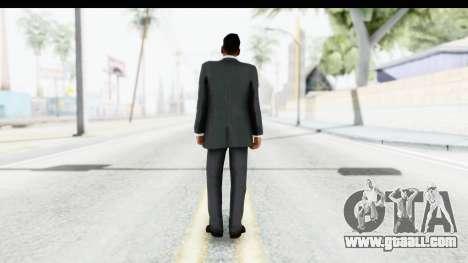 Messi Formal v2 for GTA San Andreas third screenshot