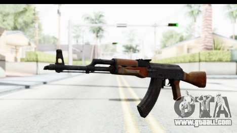AKM 7.62 for GTA San Andreas