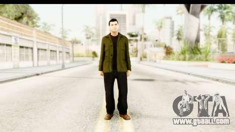 Mafia 3 - Lincoln Clay for GTA San Andreas second screenshot