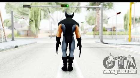 Marvel Heroes - Wolverine Xforce for GTA San Andreas third screenshot