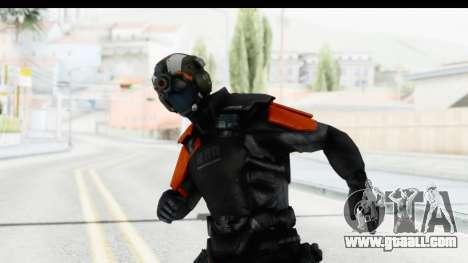 Homefront The Revolution - KPA v5 Black for GTA San Andreas