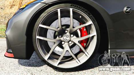 GTA 5 Nissan 370Z Nismo Z34 2016 [add-on] rear right side view