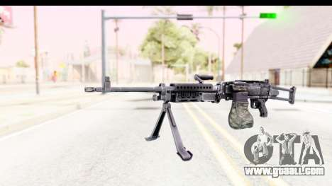 M240 FSK No Scope Bipod for GTA San Andreas
