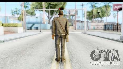 I Am Legend - Will Smith v2 Fixed for GTA San Andreas third screenshot