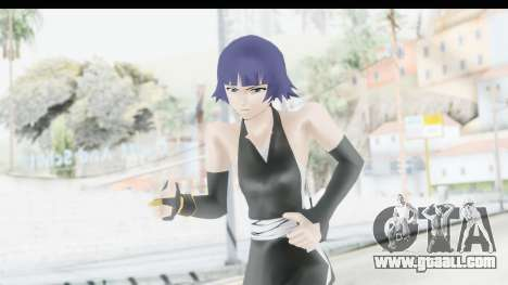 Bleach - Soifon for GTA San Andreas
