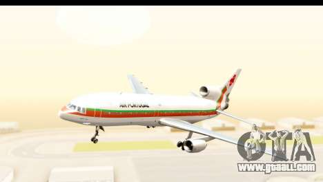 Lockheed L-1011-100 TriStar TAP Portugal for GTA San Andreas