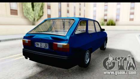 Dacia Liberta for GTA San Andreas right view