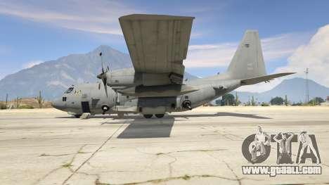 GTA 5 AC-130U Spooky II Gunship third screenshot