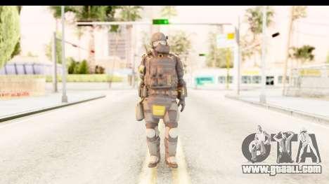 Monarch Shotgun for GTA San Andreas second screenshot