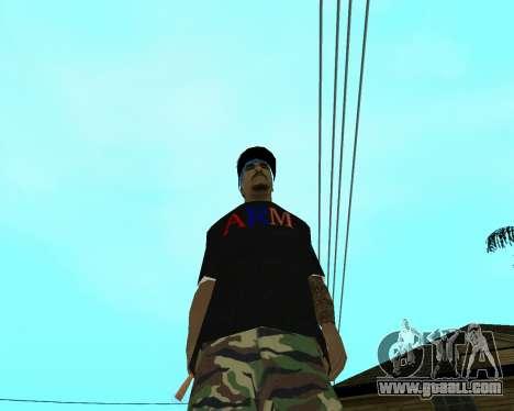 New Armenian Skin for GTA San Andreas ninth screenshot