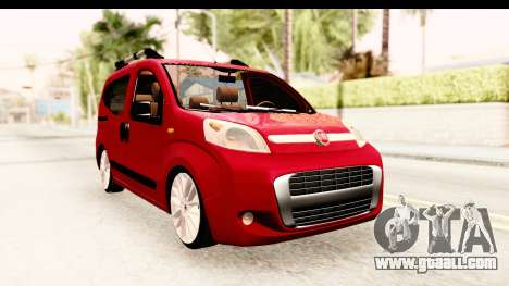 Fiat Fiorino v2 for GTA San Andreas