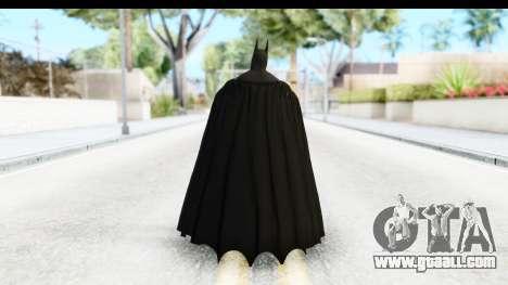 Batman vs. Superman - Batman v2 for GTA San Andreas third screenshot