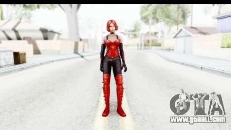 Marvel Future Fight - Sin for GTA San Andreas second screenshot
