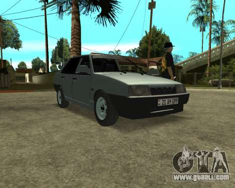 Vaz 21099 ARMNEIAN for GTA San Andreas