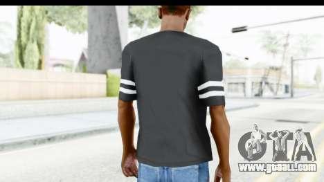 Adidas 03 T-Shirt for GTA San Andreas third screenshot