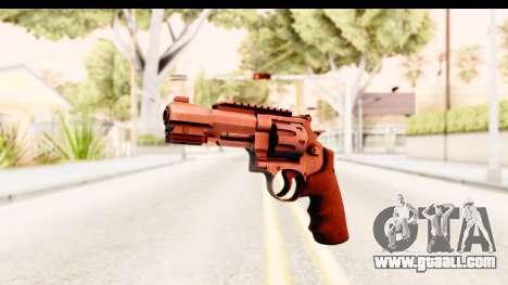 R8 Revolver for GTA San Andreas second screenshot