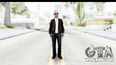 Gopnik for GTA San Andreas second screenshot