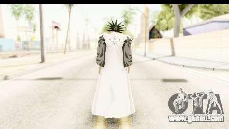 Bleach - Zaraki for GTA San Andreas third screenshot