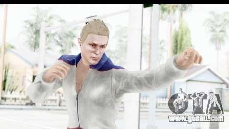 GTA 5 DLC Cunning Stuns Male Skin for GTA San Andreas