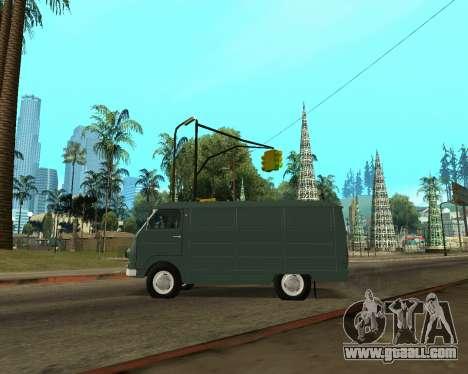 Eraz 762 Armenian for GTA San Andreas back view