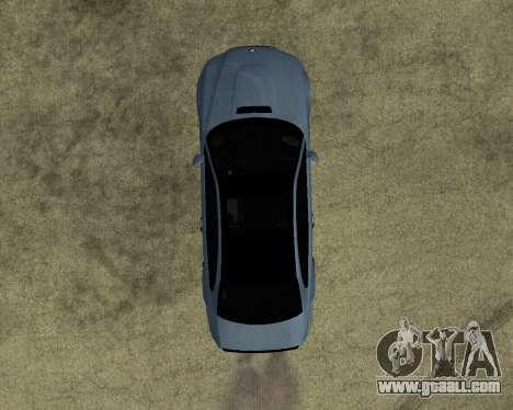 BMW M3 Armenian for GTA San Andreas side view