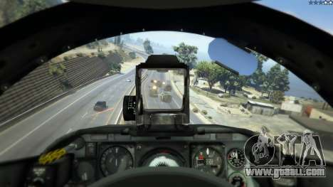 GTA 5 AT-26 Impala Xavante ARG eighth screenshot