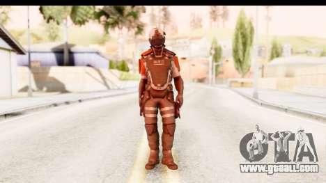 Homefront The Revolution - KPA v2 Original for GTA San Andreas second screenshot