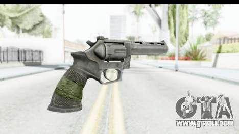 Manurhin MR96 for GTA San Andreas second screenshot
