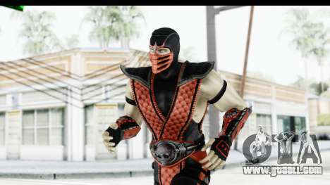Mortal Kombat vs DC Universe - Ermac for GTA San Andreas