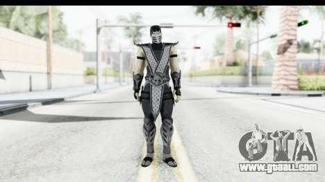 Mortal Kombat vs DC Universe - Smoke for GTA San Andreas second screenshot