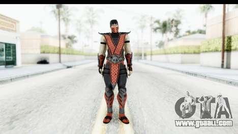 Mortal Kombat vs DC Universe - Ermac for GTA San Andreas second screenshot
