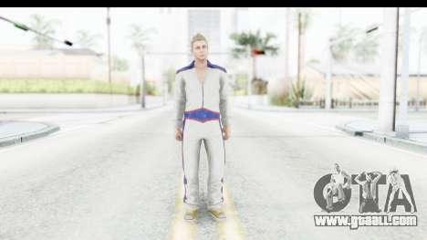 GTA 5 DLC Cunning Stuns Male Skin for GTA San Andreas second screenshot