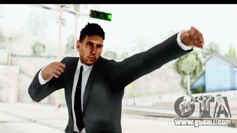 Messi Formal v2 for GTA San Andreas