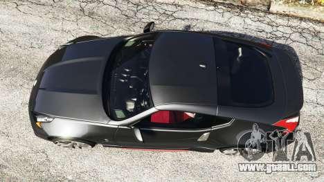 GTA 5 Nissan 370Z Nismo Z34 2016 [add-on] back view