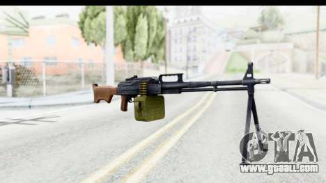 PKM for GTA San Andreas second screenshot