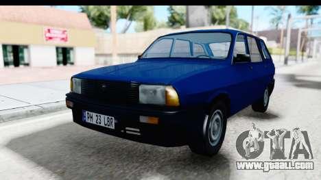 Dacia Liberta for GTA San Andreas back left view
