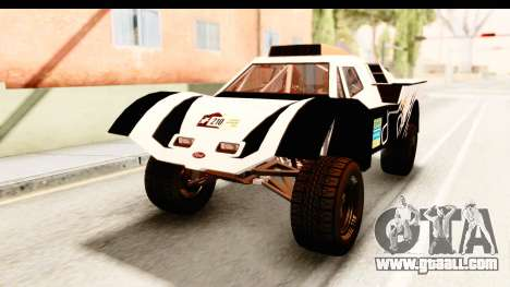 GTA 5 Desert Raid IVF for GTA San Andreas side view