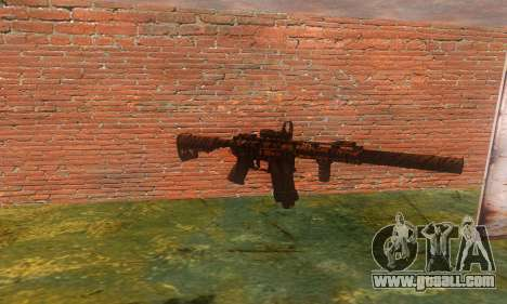 Noveske Diplomat 7.5 for GTA San Andreas