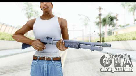 Remington 870 Tactical for GTA San Andreas third screenshot