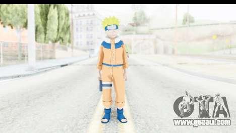 Naruto Ultimate Ninja Storm 4 Naruto Uzumaki v1 for GTA San Andreas second screenshot