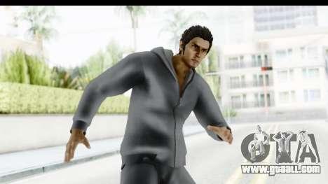Yakuza 5 Kazuma Kiryu Home for GTA San Andreas