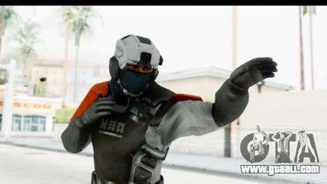 Homefront The Revolution - KPA v4 Original for GTA San Andreas