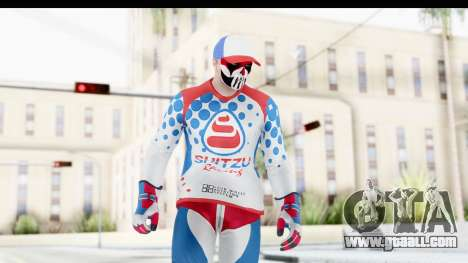 GTA 5 Online Cunning Stunts Skin 2 for GTA San Andreas