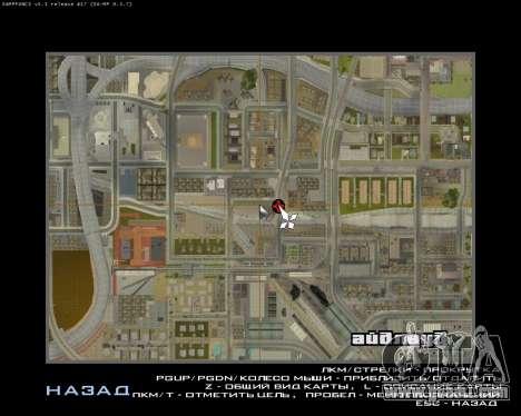 Paint the garage for GTA San Andreas sixth screenshot